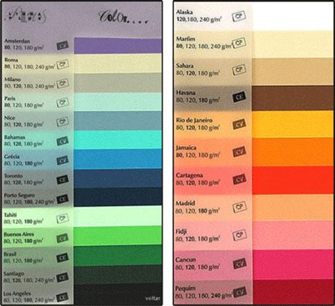 Cores Color Plus